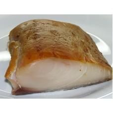 Масляная рыба филе горячего копчения
