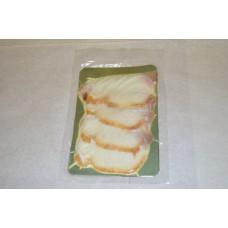 Масляная (эсколар) филе-ломтики холодного копчения в вакуумной упаковке 100гр.
