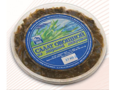 Салат из морской капусты 350гр.